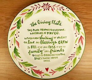Mission Viejo The Giving Plate
