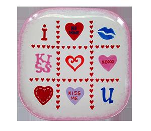 Mission Viejo Valentine's Tic Tac Toe