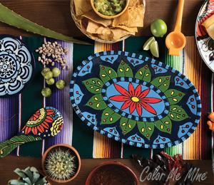 Mission Viejo Talavera Tableware