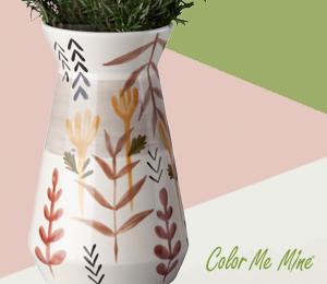 Mission Viejo Minimalist Vase