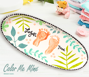 Mission Viejo Tropical Baby Tray
