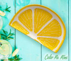 Mission Viejo Lemon Wedge