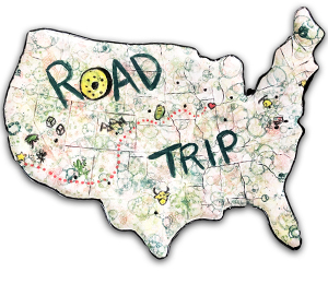 Mission Viejo Family Road Trip!