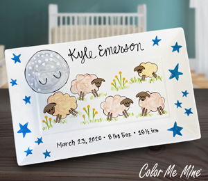 Mission Viejo Baby Announcement