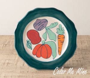 Mission Viejo Produce Plate