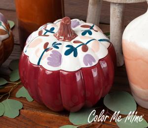 Mission Viejo Fall Pumpkin Box