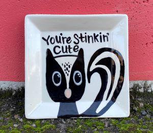 Mission Viejo Skunk Plate