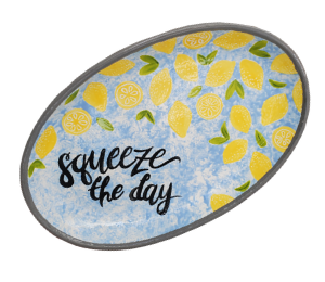 Mission Viejo Lemon Platter