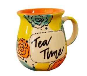 Mission Viejo Tea Time Mug