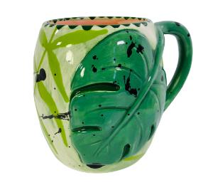Mission Viejo Monstera Mug